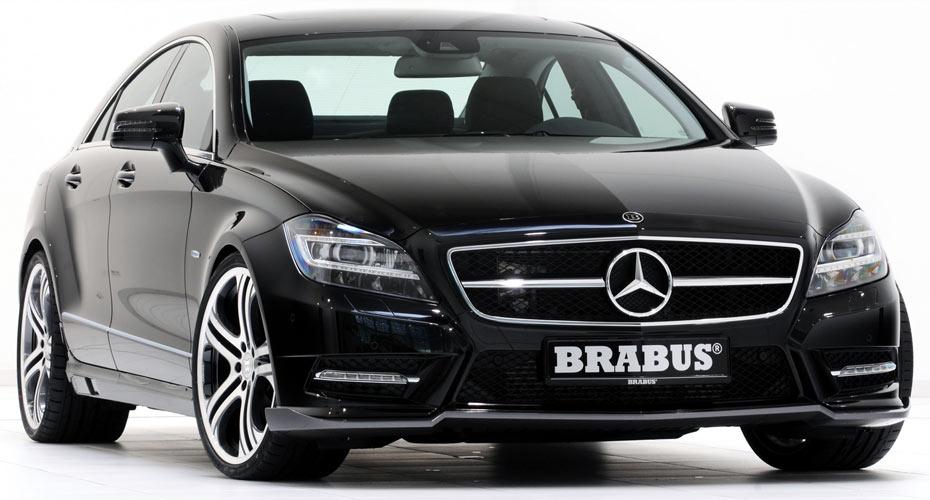 Обвес Brabus AMG для Mercedes CLS-class C218