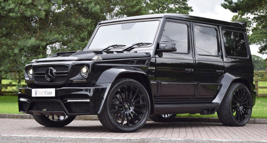 Onyx для Mercedes G-class W463
