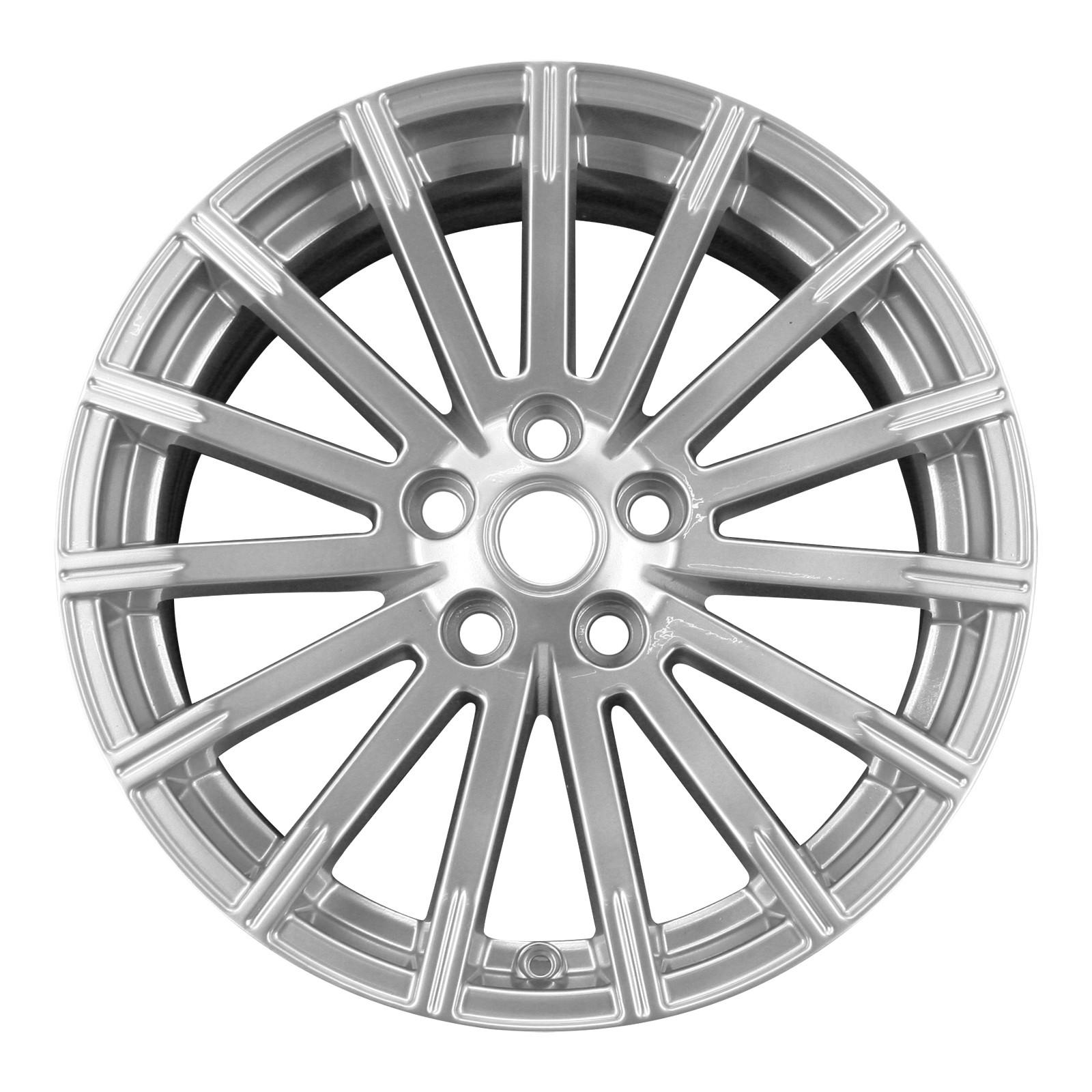 Колесный диск R19 Style 5 Sparkle Silver для Range Rover Sport 2010-2014