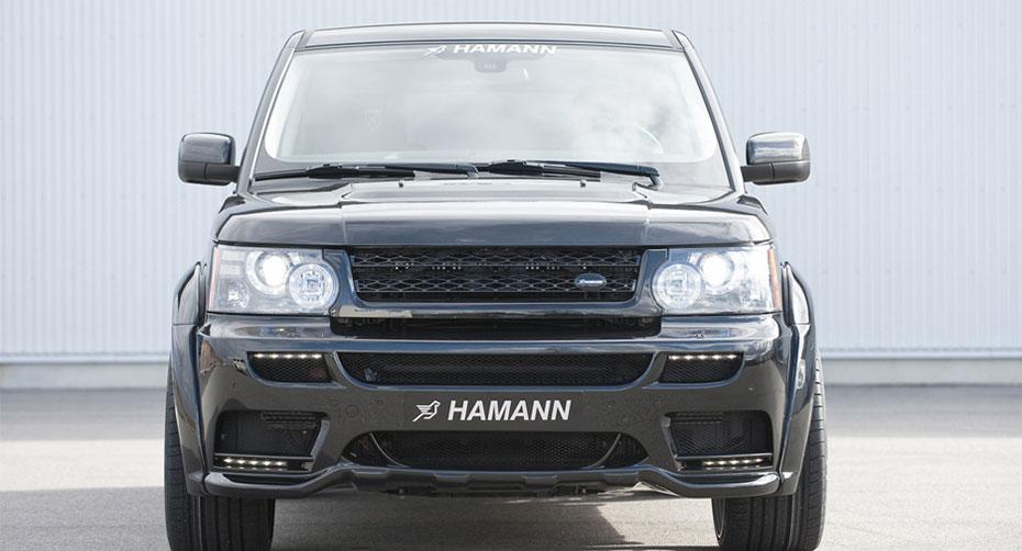 Обвес Hamann для Range Rover Sport 2010-2014