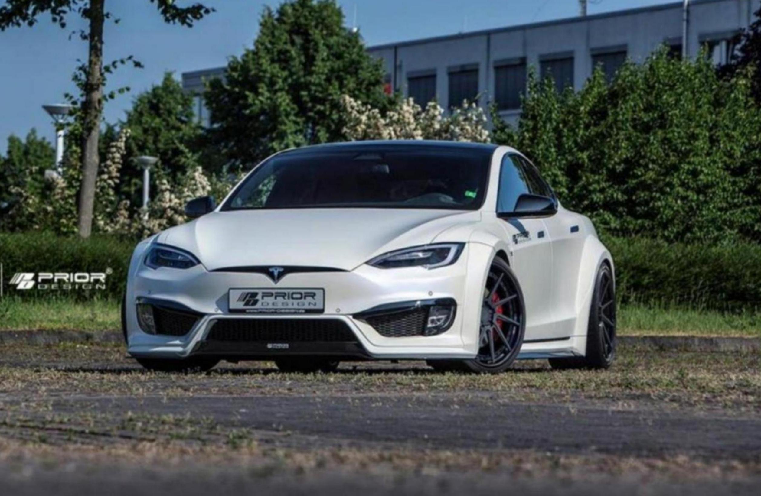 Prior Design WideBody для Tesla Model S