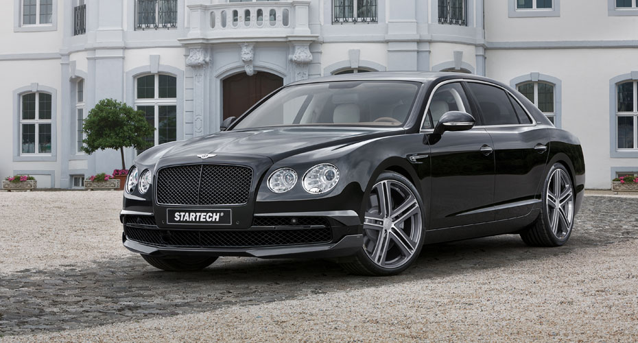 Тюнинг Startech для Bentley Flying Spur II