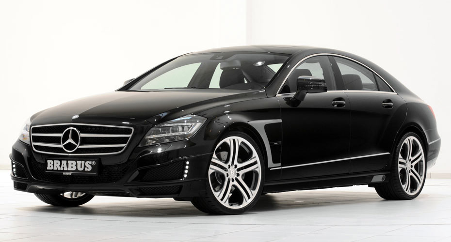 Обвес Brabus для Mercedes CLS-class C218