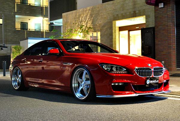 М-обвес для BMW 6 Series F06/M6