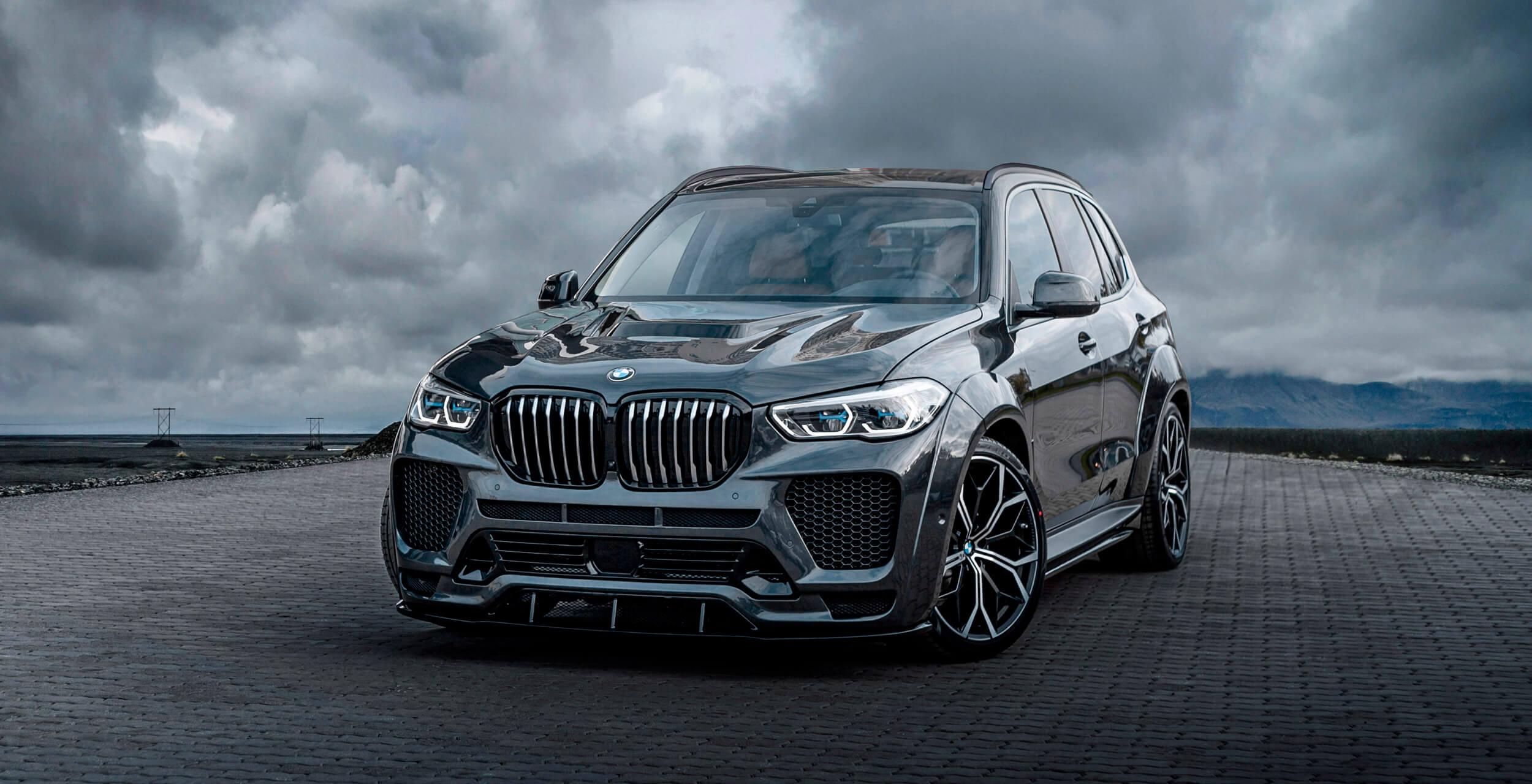 Тюнинг Renegade для BMW X5 G05