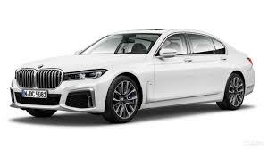 Аэродинамические принадлежности M Performance для BMW 7 Series G11/G12 LCI
