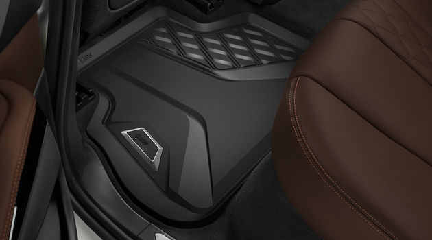 Задние ножные коврики (всепогодные) для BMW X5 G05