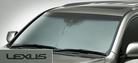 Солнцезащитная шторка Lexus LX 2015+