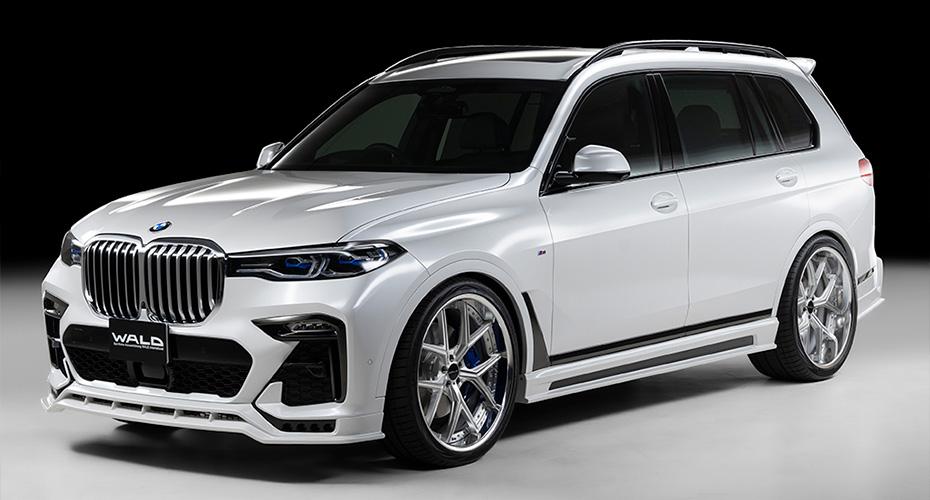 Тюнинг WALD для BMW X7 G07