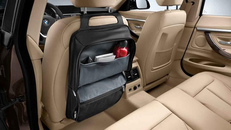 Карман на спинке сиденья Luxury для BMW 1 Series F20/F21