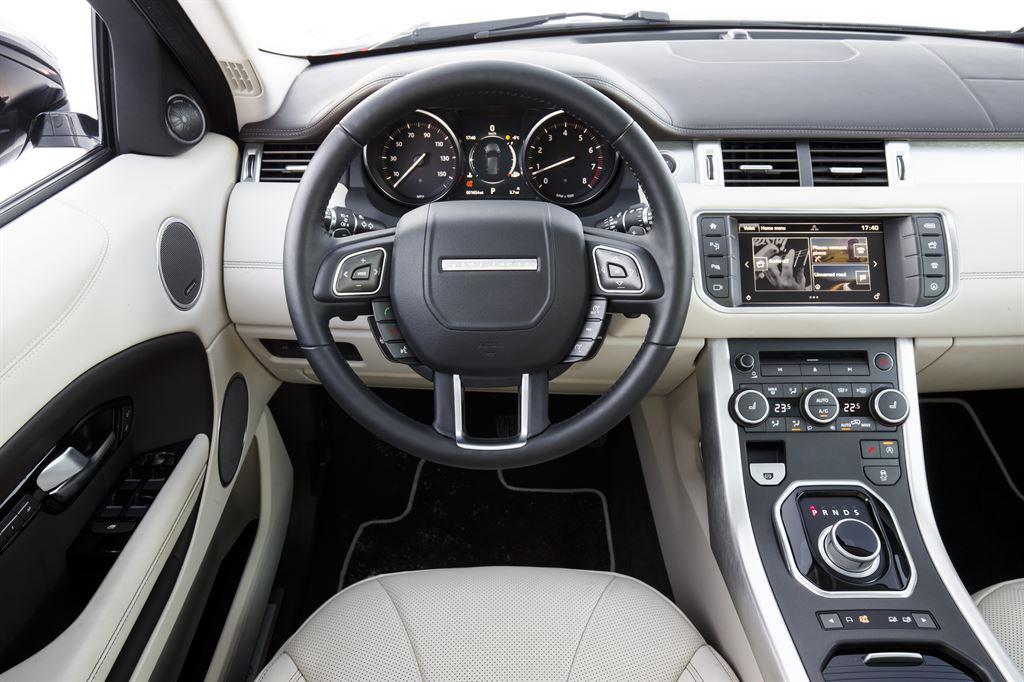 Рулевое колесо для Range Rover Evoque