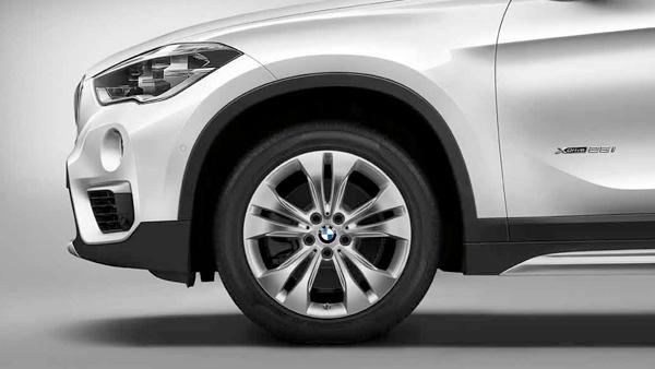 Легкосплавное дисковое колесо (сдвоенные спицы) 567 для BMW X1 F49
