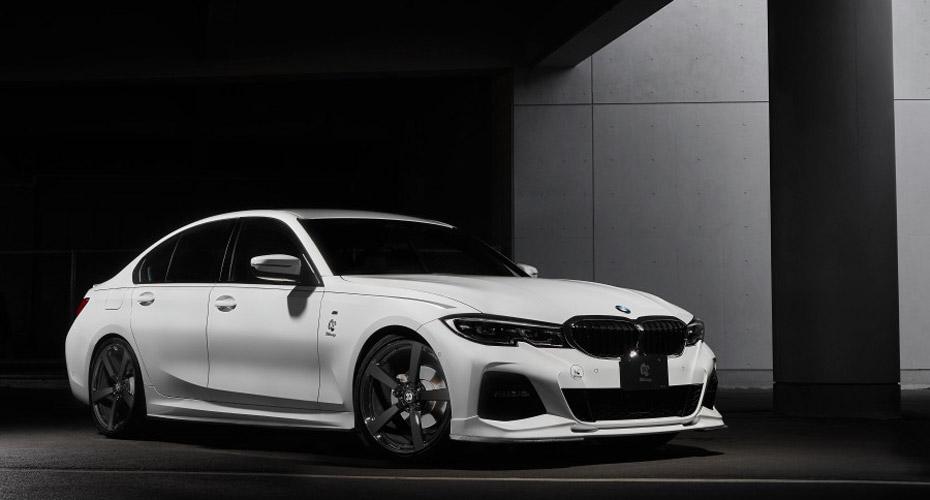 Тюнинг 3D Design M-Sport для BMW 3 Series G20/G21