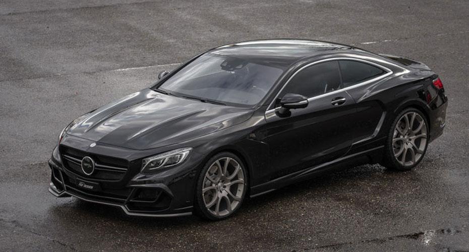 Обвес FAB Design для Mercedes S-class Coupe C217