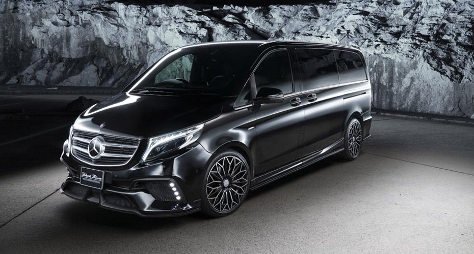 Обвес WALD для Mercedes V-class W447