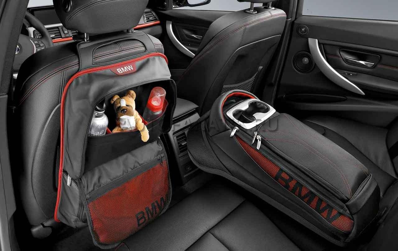 Задний карман для хранения Sport для BMW X5 G05