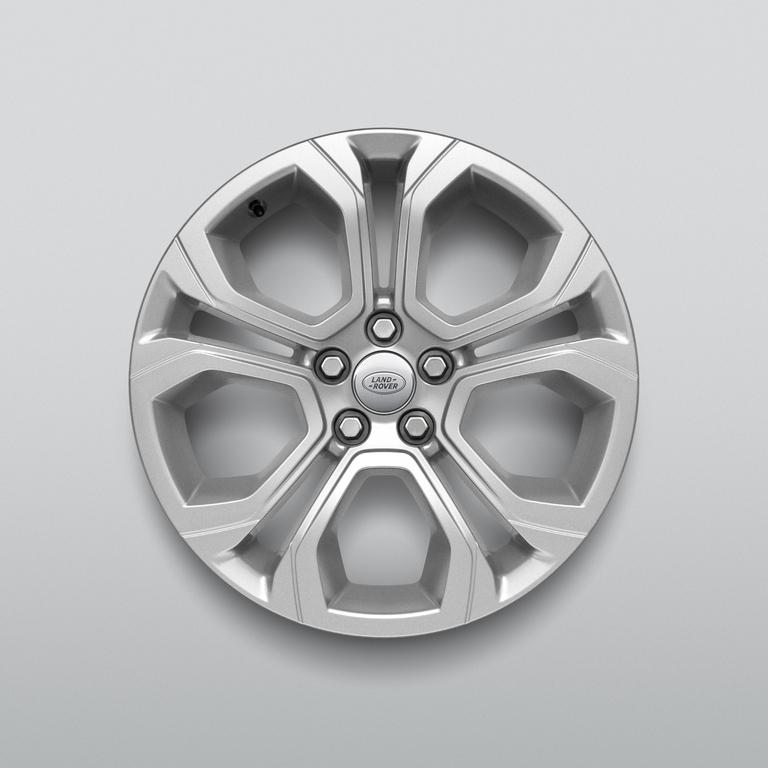 Колесный диск R18 Style 5075 Gloss Sparkle Silver для Range Rover Evoque