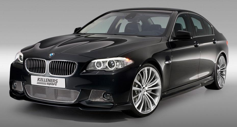 Обвес Kelleners M-Sport для BMW 5-Series F10/F11