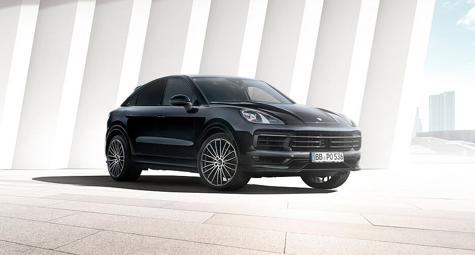 Обвес TechArt для Porsche Cayenne Coupe E3