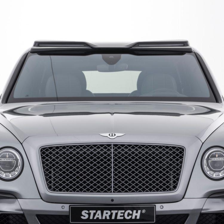 Карбоновая накладка на крышу Startech для Bentley Bentayga 2016-