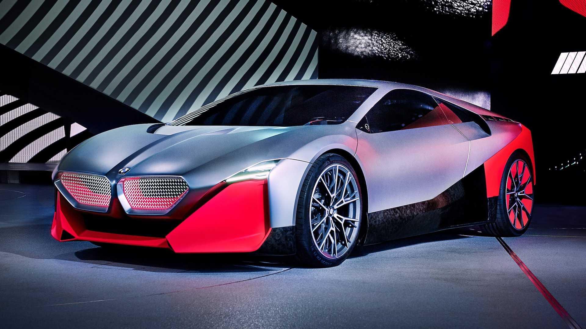 Концерн BMW отказался от разработки серийной версии концепта Vision M Next