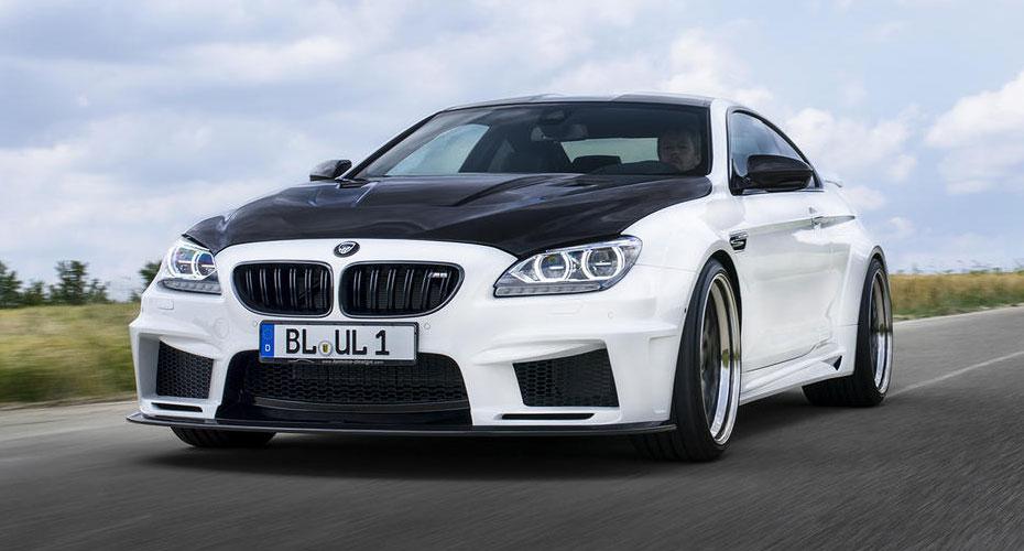 Аэродинамический обвес Lumma CLR 6 M для BMW M6 F12/F13
