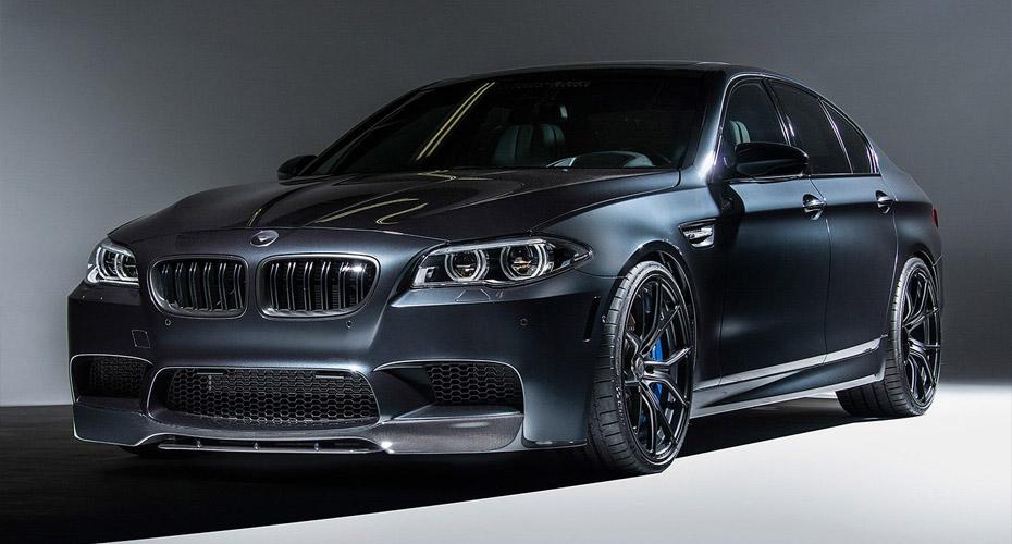 Аэродинамический обвес Vorsteiner для BMW M5 F10