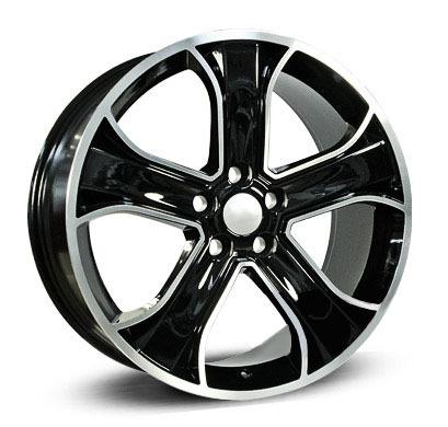 Колесный диск R20 Style 3 Diamond Turned (Black) для Range Rover Sport 2010-2014