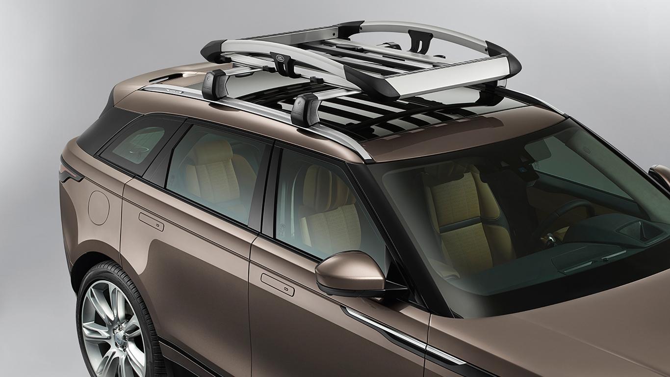 Решетка для багажа для Land Rover Defender