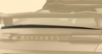 Спойлер на крышку багажника (карбон) Mansory для Lamborghini Urus
