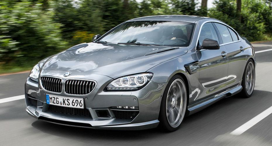 Обвес Kelleners для BMW 6 Series F06 Gran Coupe