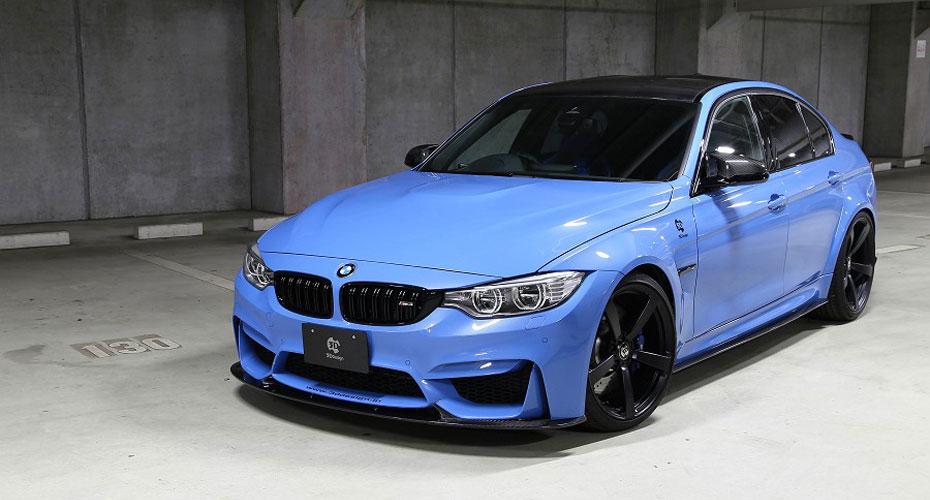 Тюнинг 3D Design для BMW M3 F80