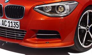 Накладка на передний бампер AC Schnitzer M-Sport для BMW 1 Series F20