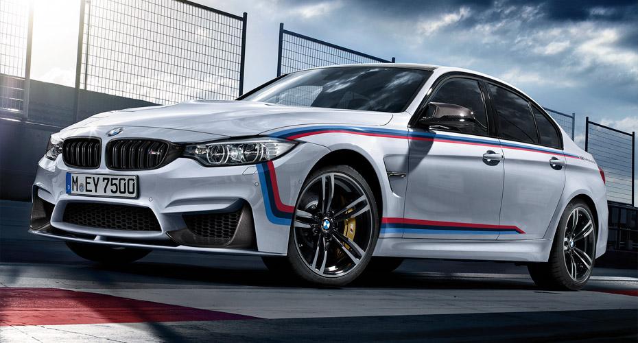 Тюнинг M Performance для BMW M3 F80