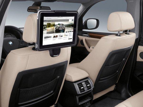 Держатель Apple iPad для BMW X6 F16