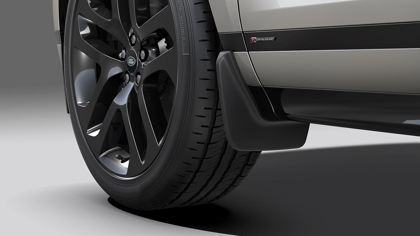 Передние брызговики R-Dynamic для Range Rover Evoque