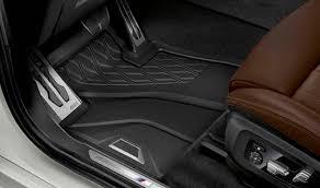 Передние ножные коврики (всепогодные) для BMW X5 G05
