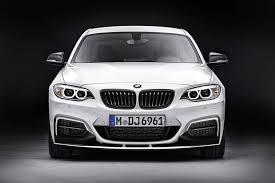 Аэродинамические принадлежности M Performance для BMW 2 Series F22
