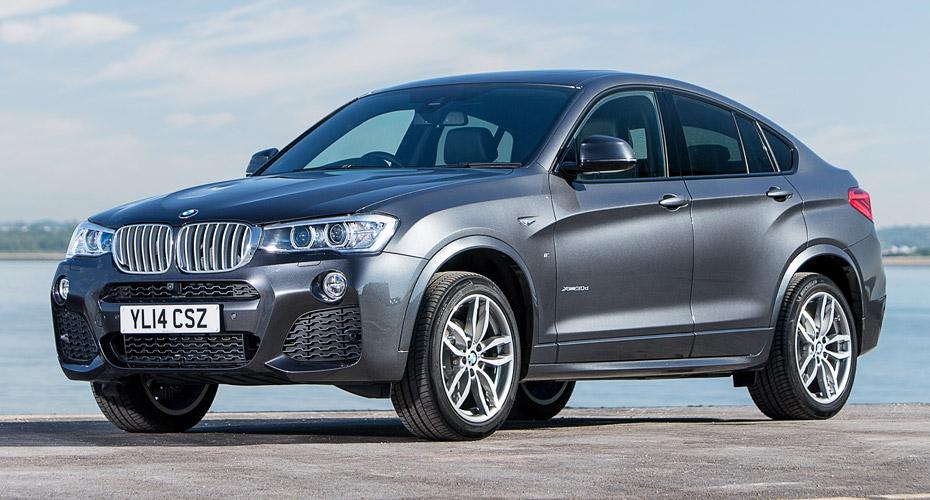 Обвес M Sport для BMW X4 F26