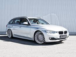 Обвес Hamann для BMW 3series touring F31
