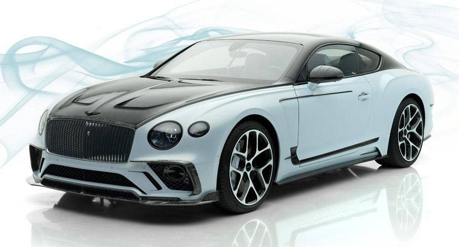 Тюнинг Mansory для Bentley Continental GT III