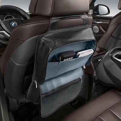 Карман на спинке сиденья Luxury для BMW 1 Series F40