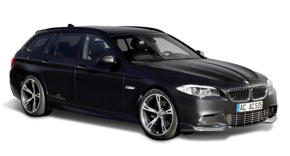 Обвес AC Schnitzer M-Sport для BMW 5-Series F10/F11
