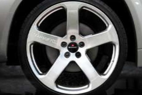 Легкосплавный колесный диск C.5 R21 Silver Mansory для Porsche Panamera 970