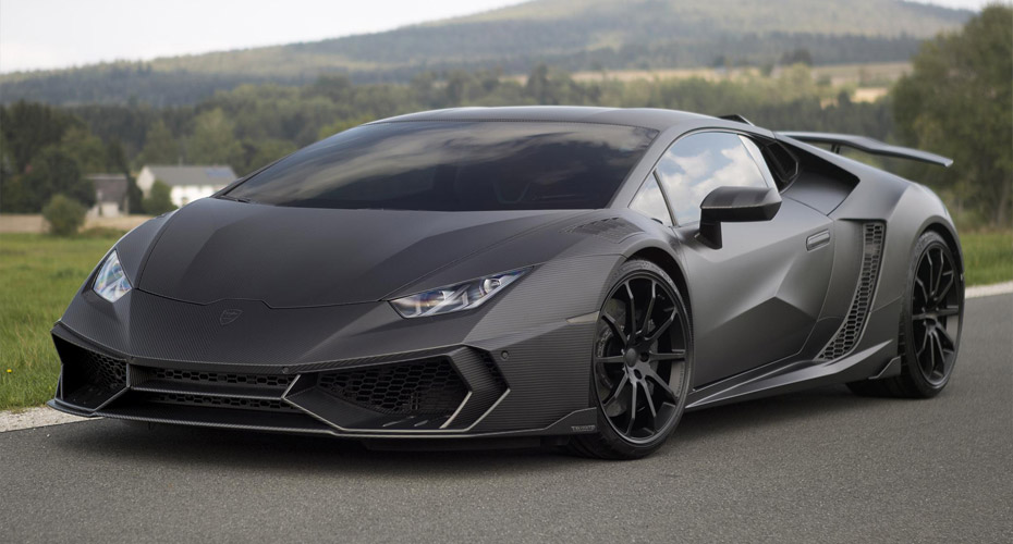 Обвес Mansory Torofeo для Lamborghini Huracan