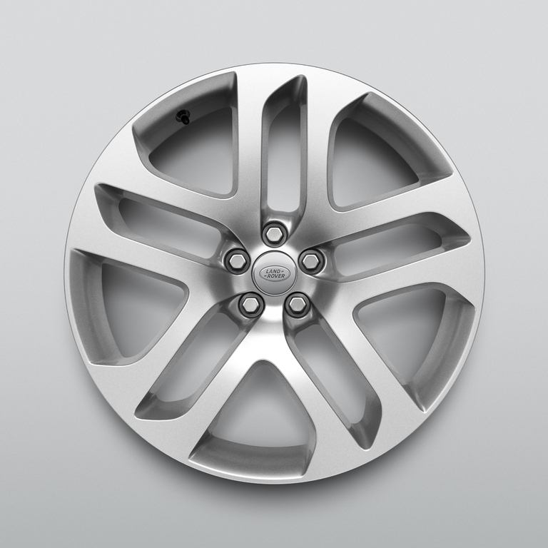 Колесный диск R21 Style 5078 Gloss Sparkle Silver для Range Rover Evoque