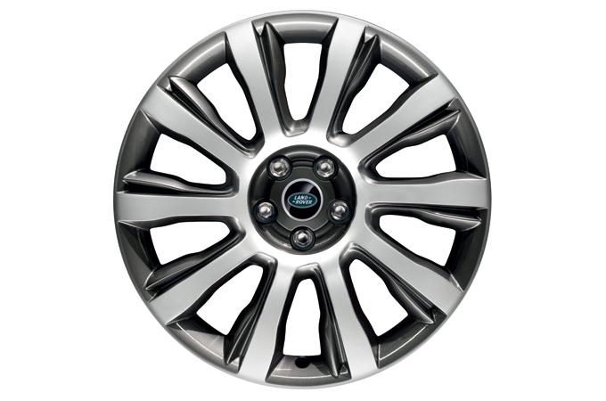 Колесный диск R20 Style 13 Diamond Turned для Range Rover Evoque