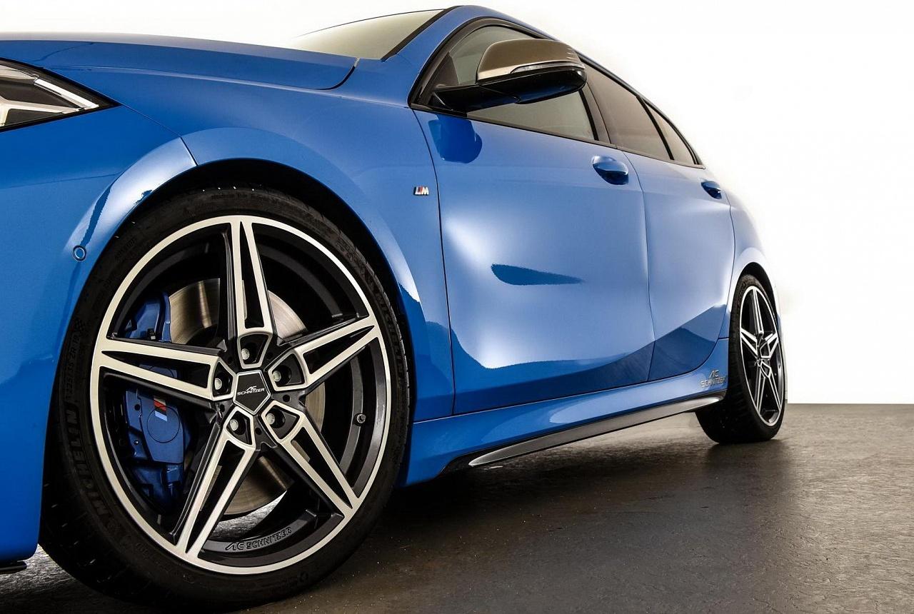 Пороги M-Sport для BMW 1 Series F40