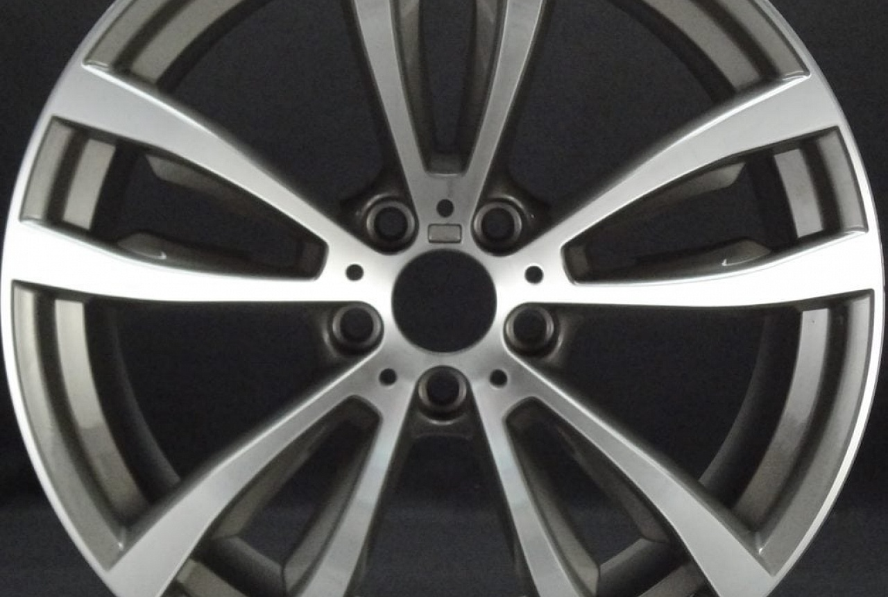Легкосплавный колесный диск (сдвоенные спицы) 469 для BMW X6 F16 (код 36117846791)