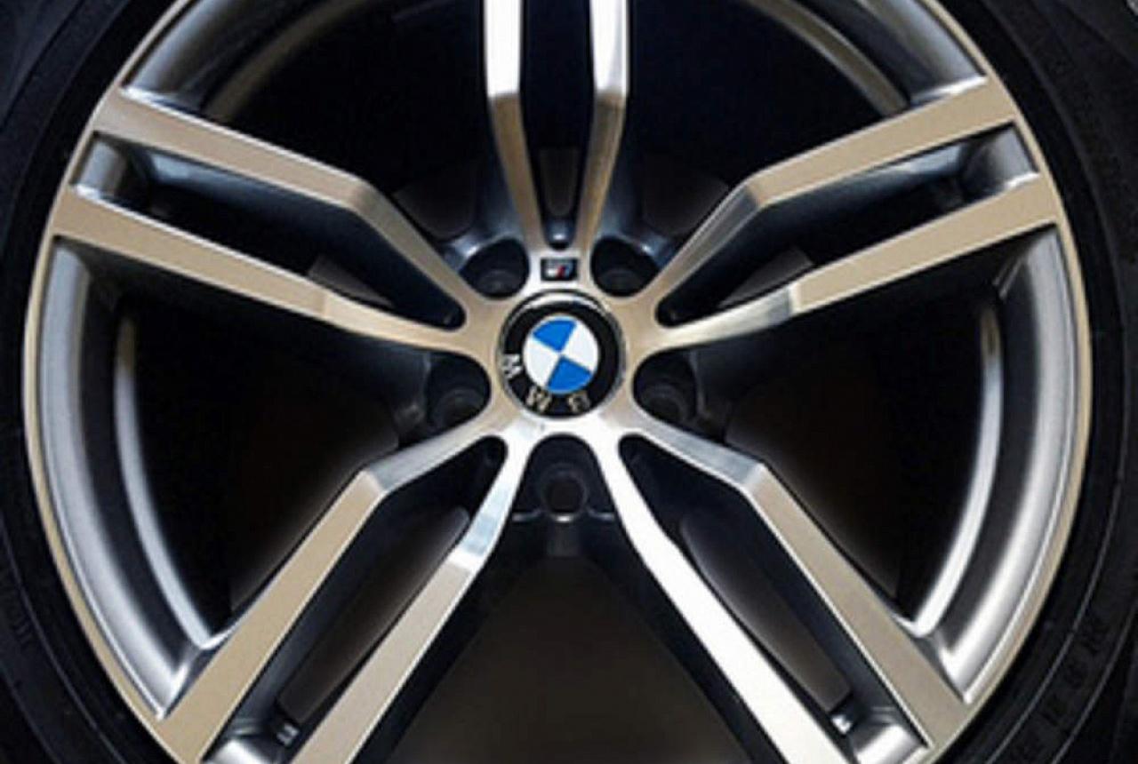 Легкосплавный колесный диск (сдвоенные спицы) 623 для  BMW X6 F16 (код 36117849630)